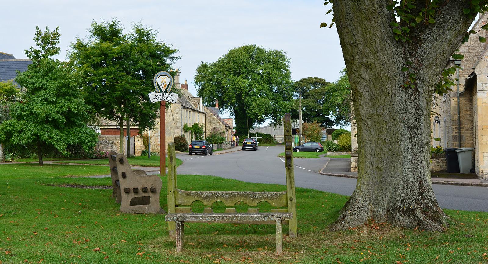 Market Overton Parish Council - Views of Market Overton 1